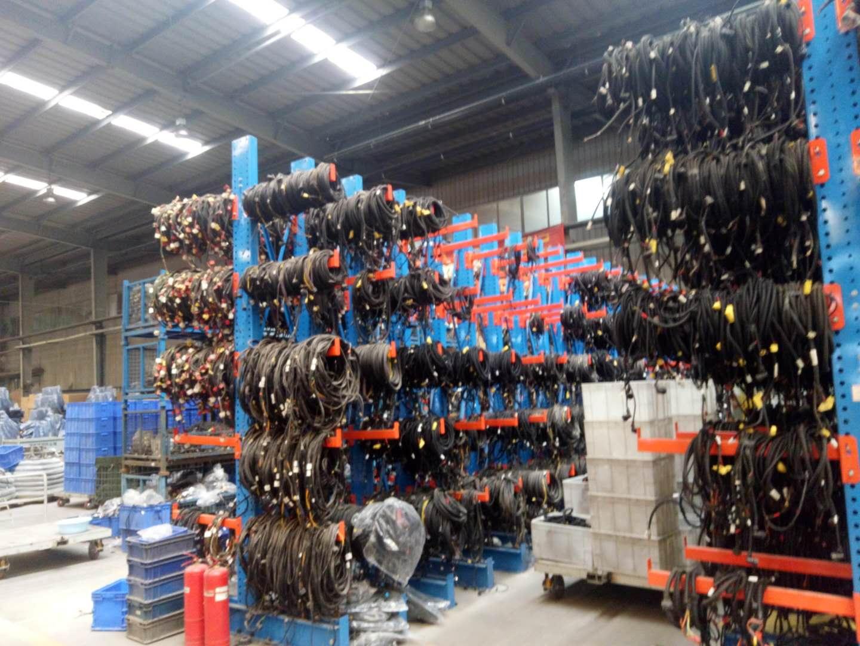 悬臂货架 支持定做 适用于 物流 港口贸易 仓储