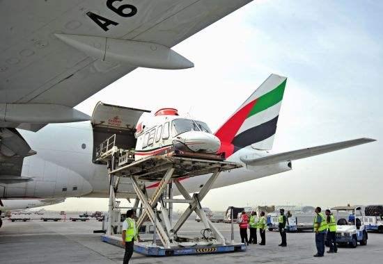 体验定制货运包机 助力贸易发展