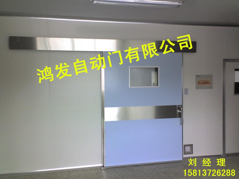 深圳草铺气密性平移门及医用自动门的特点