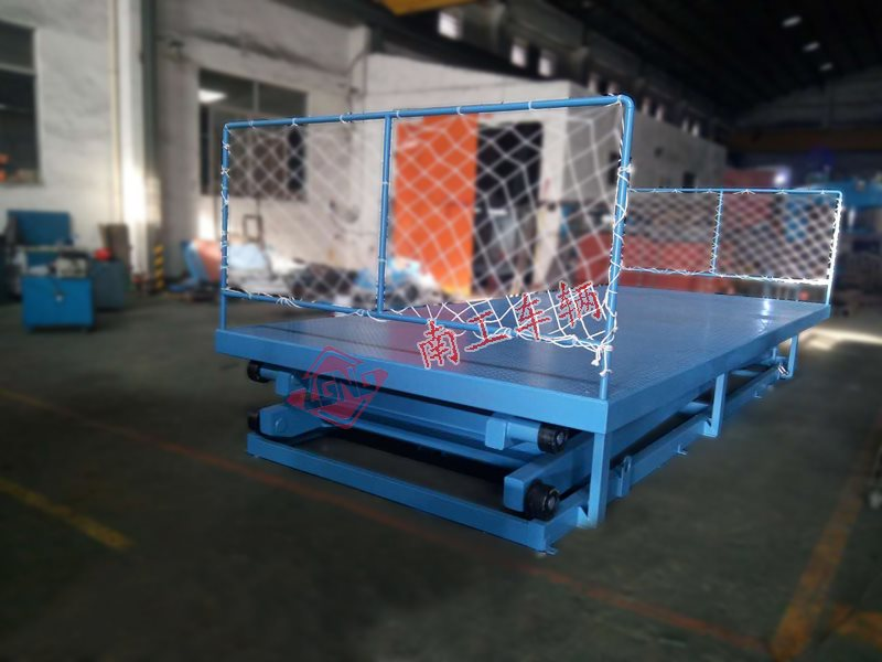 3吨固定式升降平台