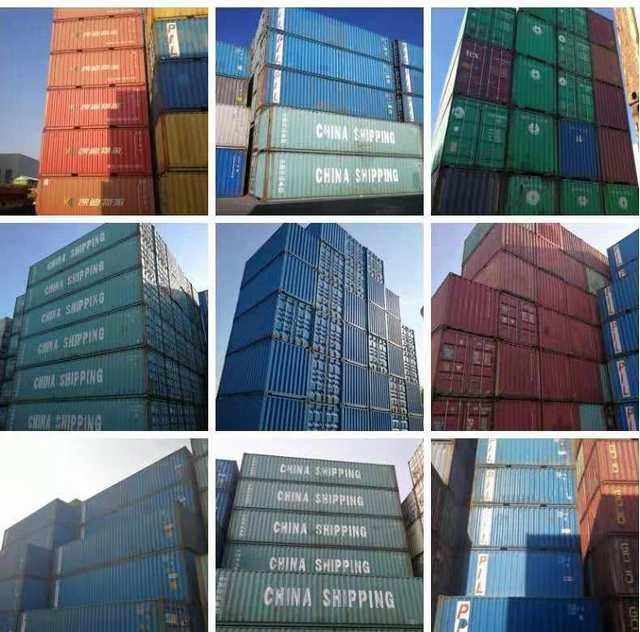 供应天津二手集装箱出售租赁 集装箱改造 20尺40尺齐全