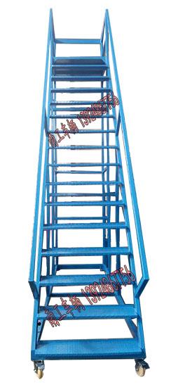 固定式登高货梯 登高车
