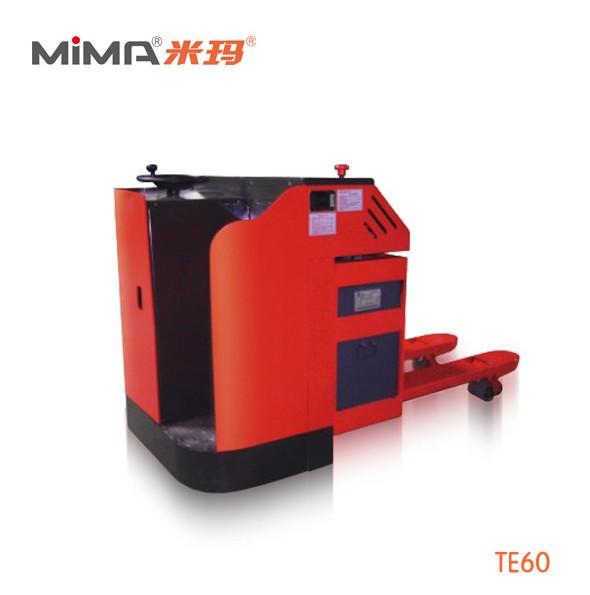 烟台厂家供应搬易通MIMA仓储堆高车/2吨4.5米全电动托盘堆垛车