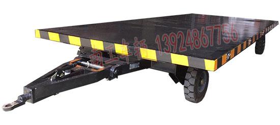 2.5吨平板拖车