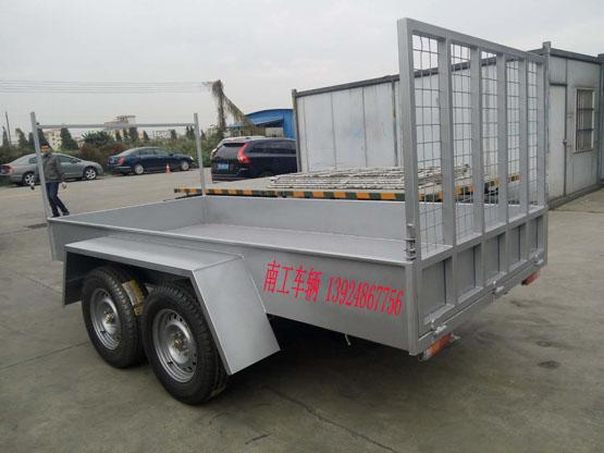 3吨护栏式ATV拖车