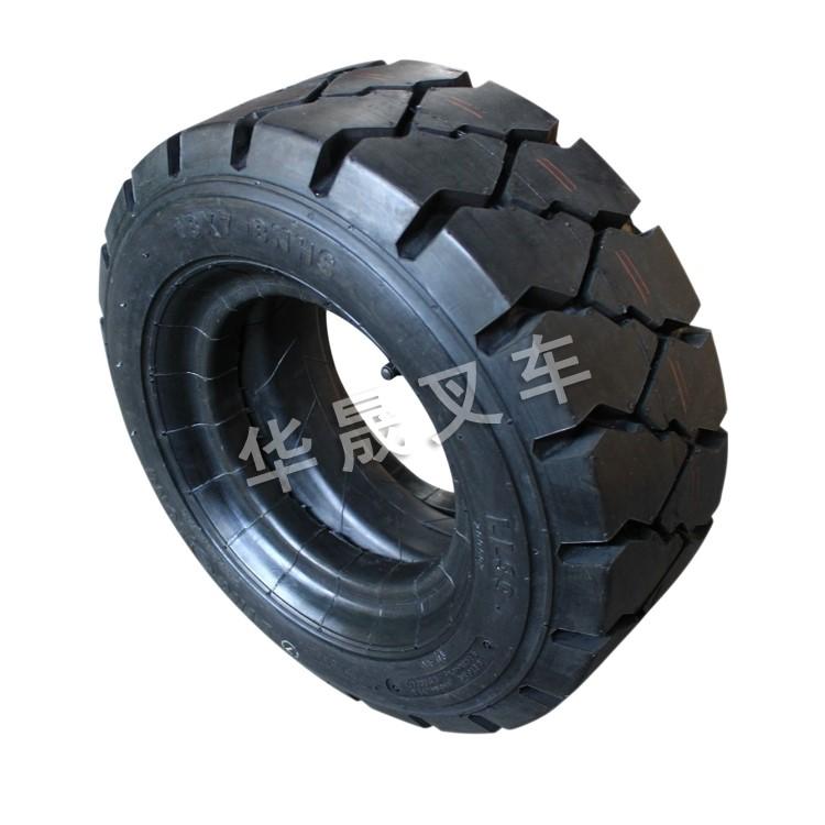 叉车轮胎烟台叉车配件玲珑充气轮胎斗山直销叉车配件