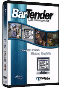 条码打印软件bartender BT代理商