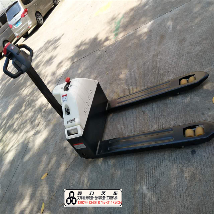 供应全电动装卸车自动智能行走叉车