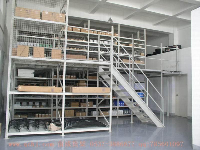厂家专业生产阁楼货架,上门技术支持服务