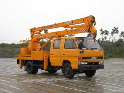 黄浦20米路灯安装车出租,厂房检测车低价出租