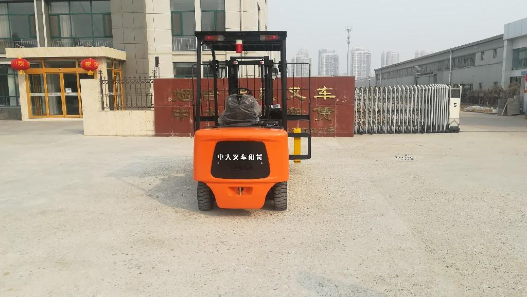 烟台合力电动叉车经销代理价格/开发区合力3吨柴油叉车热卖促销
