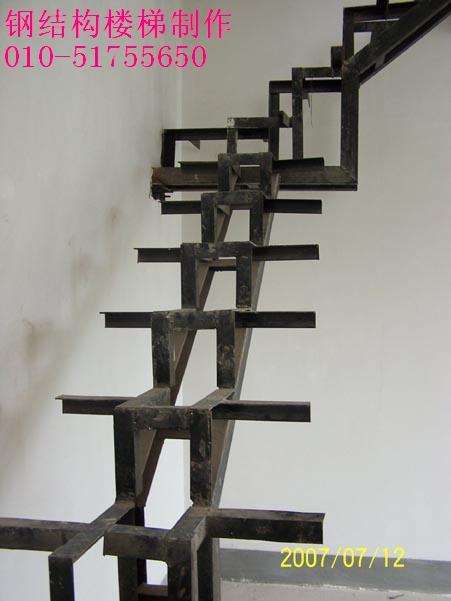 木工支楼梯模步骤图